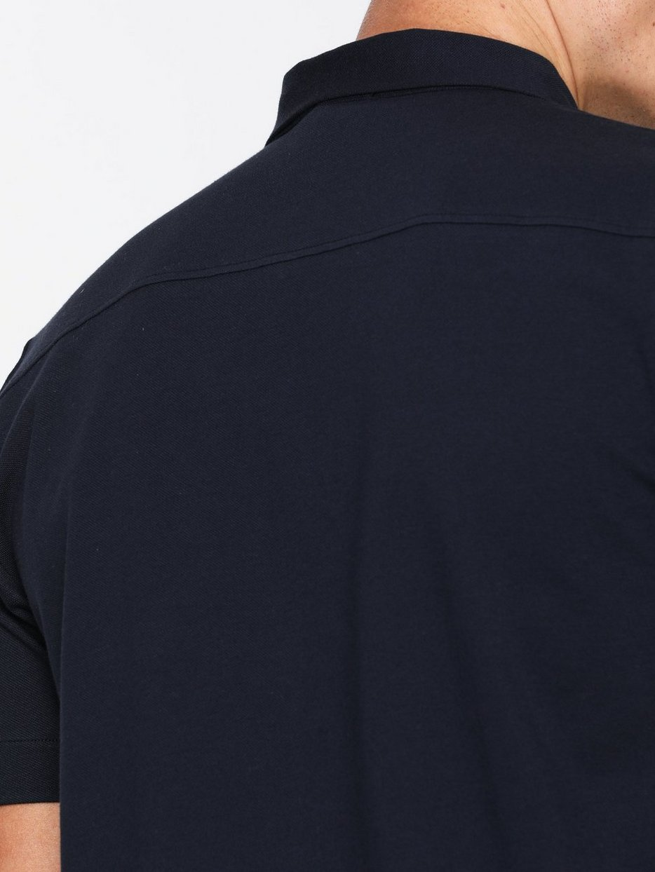 M. Pique Poloshirt S/S
