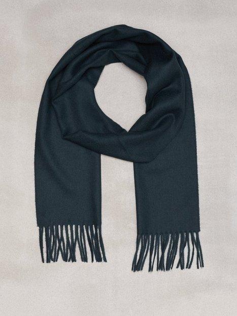 Filippa K M. Cashmere Scarf Halstørklæder scarves Darkest Spruce mand køb billigt