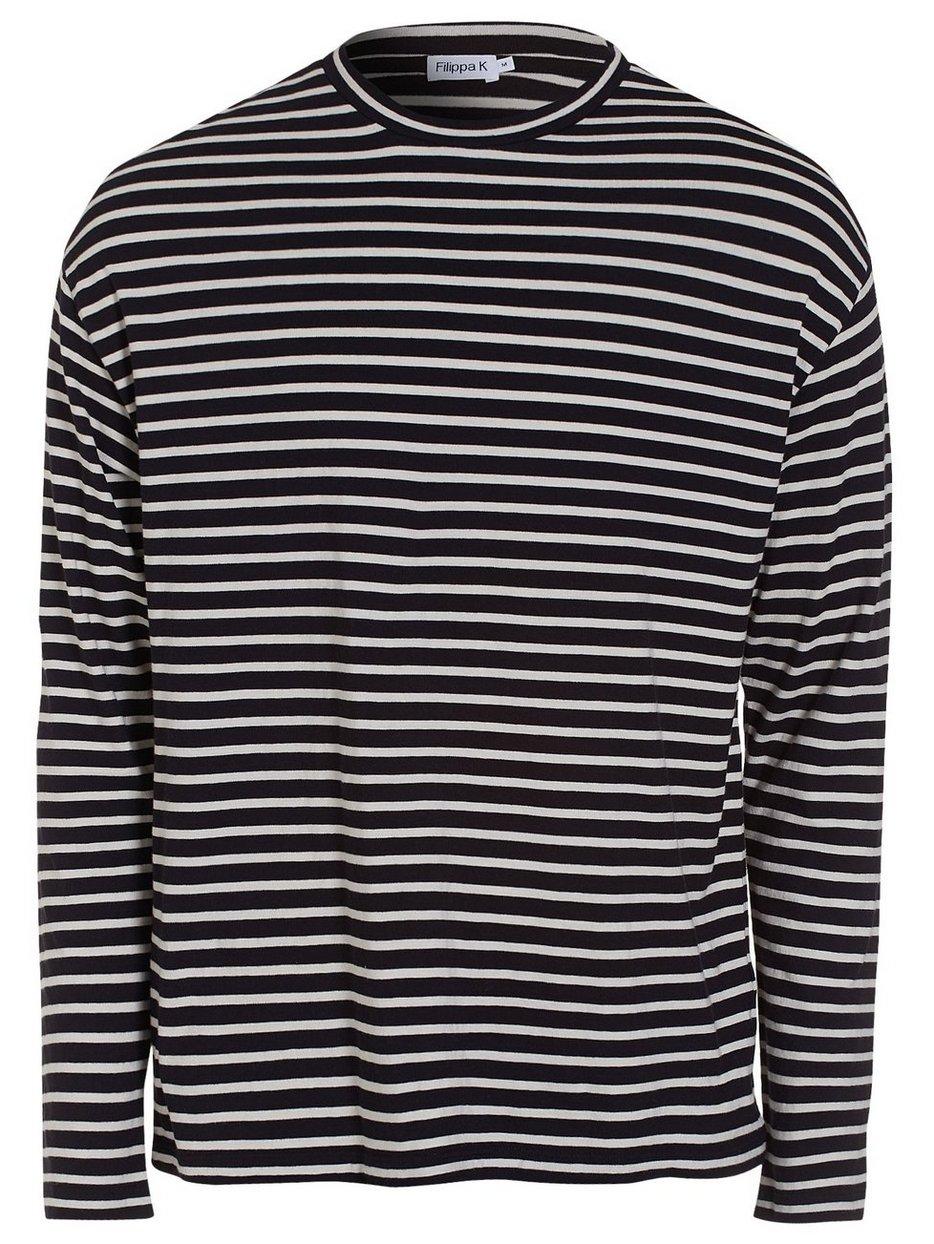M. Striped Long Sleeve