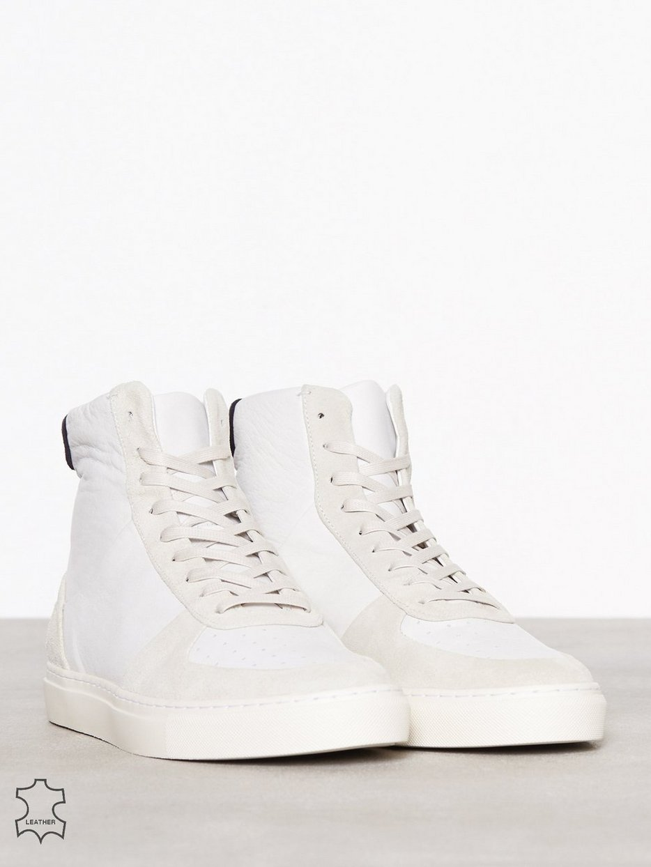 M. Robert High Sneaker