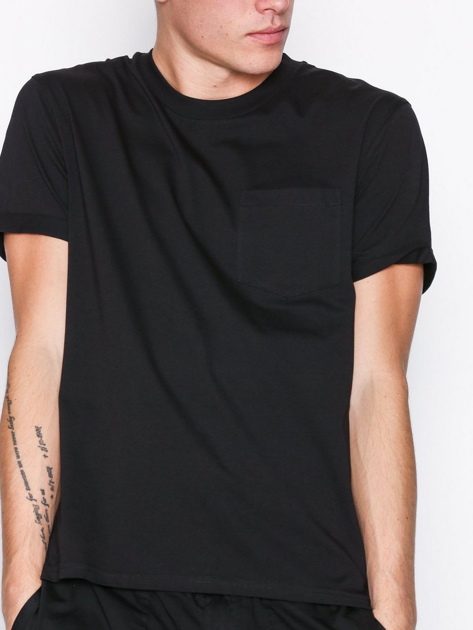 M. Single Jersey Pocket Tee