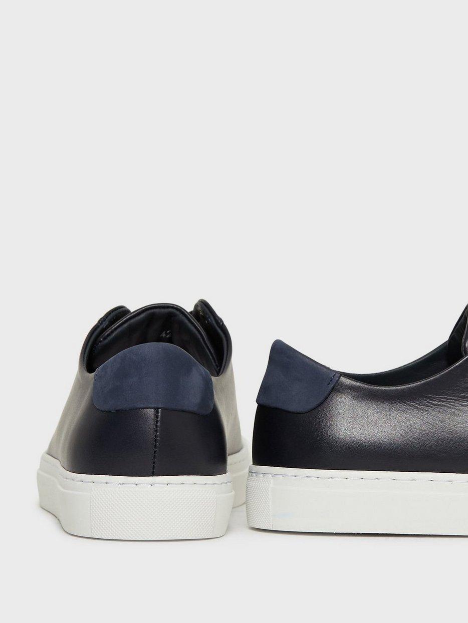M. Morgan Low Mix Sneakers