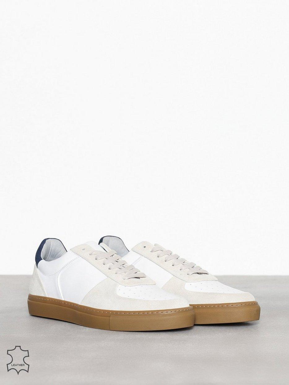 M. Robert Low Mix Sneaker