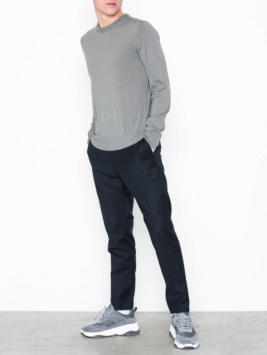 M. Tuxedo Merino Sweater