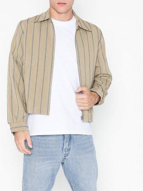 Hope Fifty Shirt Jakker frakker Blue Stripe mand køb billigt