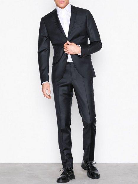 Morris Morris Suit Blazere jakkesæt Navy - herre
