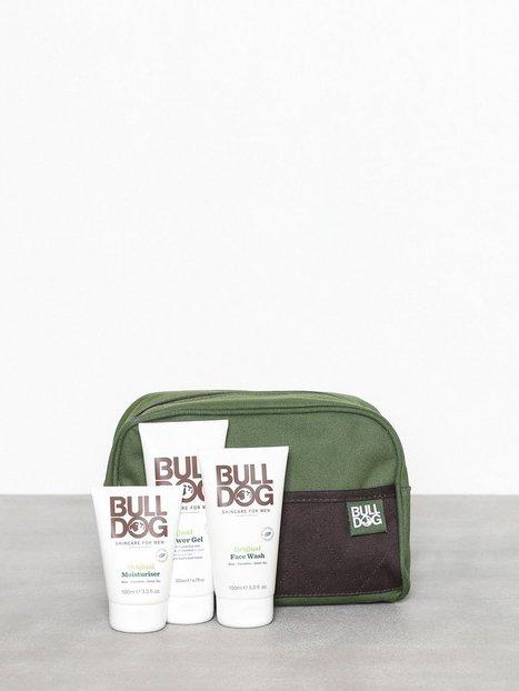 Bulldog Original Wash Bag Ansigtspleje Hvid - herre