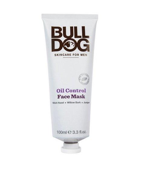 Bulldog Bulldog Oil Control Face Mask Ansigtspleje Hvid mand køb billigt