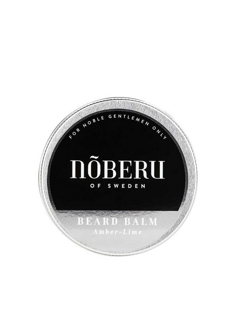 Nõberu Of Sweden Beard Balm Amber Lime Reg Size Barbering Amber - herre