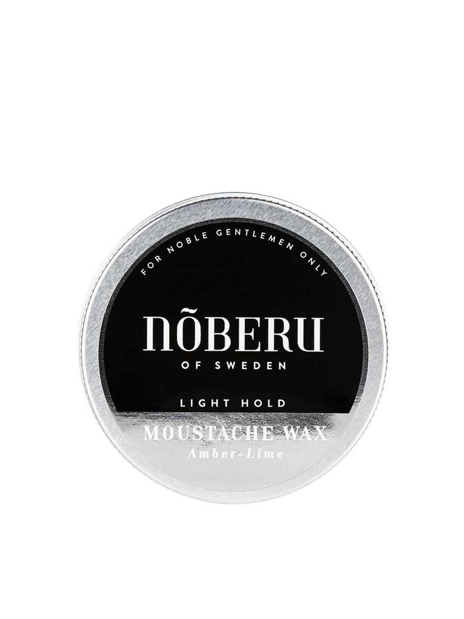 Moustache Wax Amber-Lime Light Hold