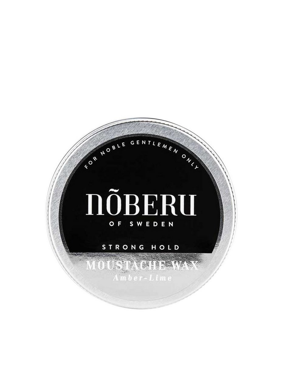 Moustache Wax Amber Lime Strong Hold