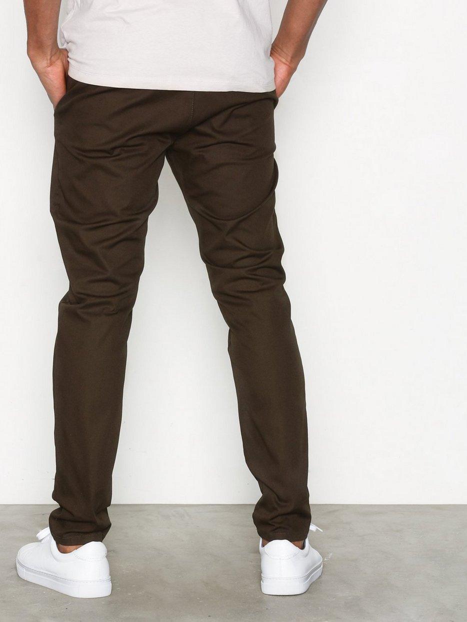 Cropson Pants