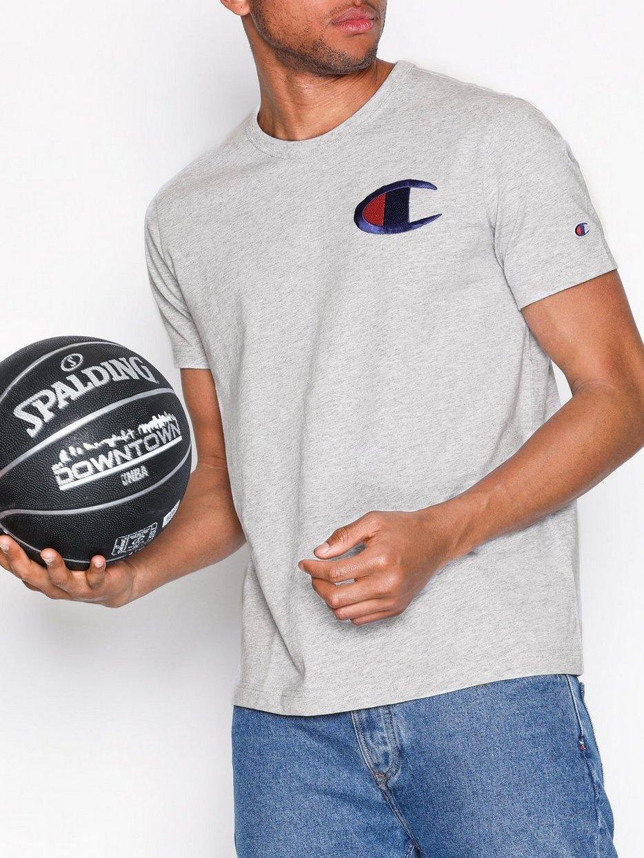 Crewneck T-Shirt C-Logo