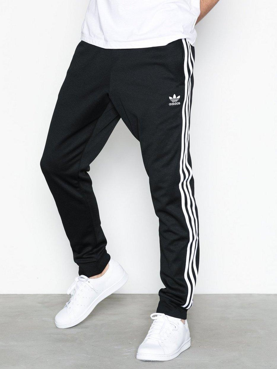 b6bc50e8bee Sst Tp - Adidas Originals - Black - Pants - Clothing - Men - NlyMan.com