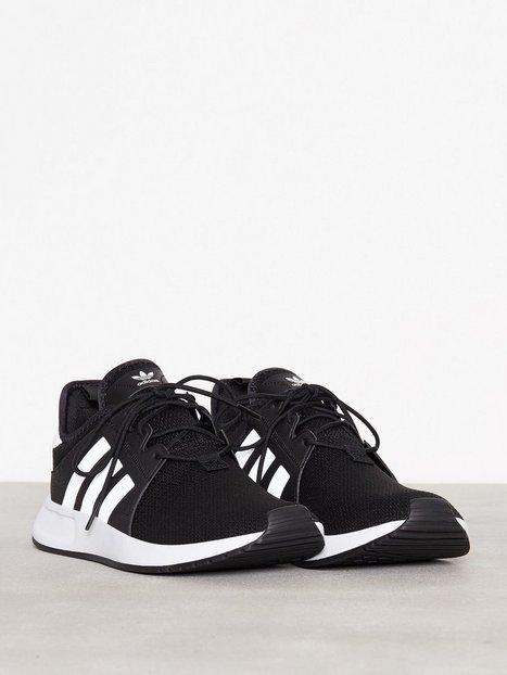 Adidas Originals X PLR Sneakers Black - herre