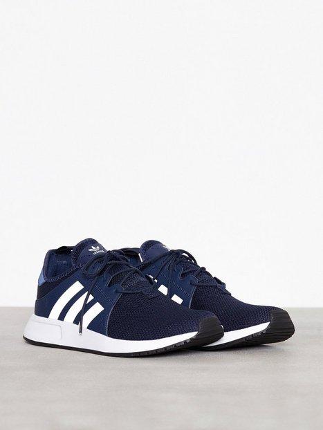 Adidas Originals X PLR Sneakers navy white - herre