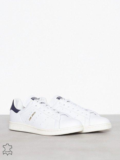 Adidas Originals Stan Smith Sneakers tekstilsko White mand køb billigt