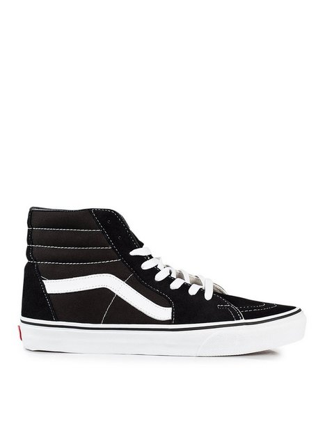 VANS Ua SK8 Hi Sneakers Sort Hvid - herre