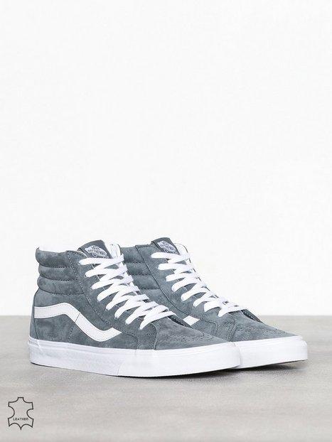 VANS UA SK8 Hi Reissue Sneakers tekstilsko Weathered - herre