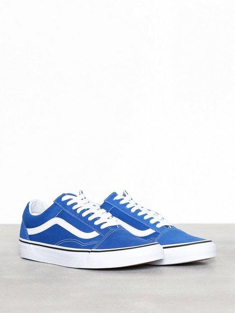 VANS UA Old Skool Sneakers tekstilsko Blå - herre