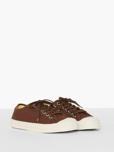 Novesta Star Master Classic Sneakers tekstilsko Brown - herre