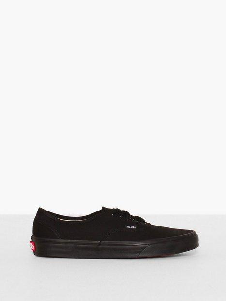 VANS UA Authentic Sneakers Sort mand køb billigt