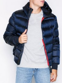 Pjs M Pharrell Sheen - Parajumpers - Blue - Jackets - Clothing - Men - NlyMan.com