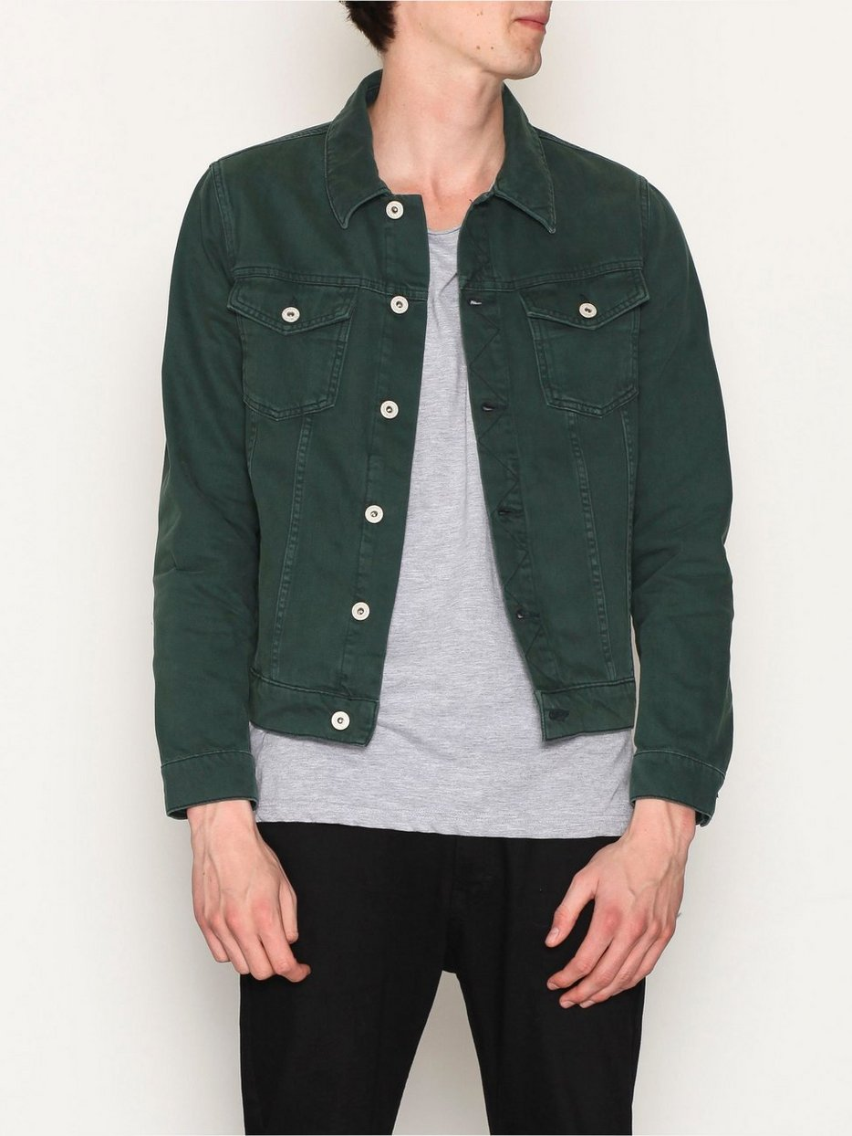 Find great deals on eBay for green denim jacket. Shop with confidence.