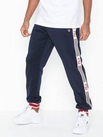 571195b6 Lou Track Pants - Fila - Black Iris - Pants - Clothing - Men - NlyMan.com