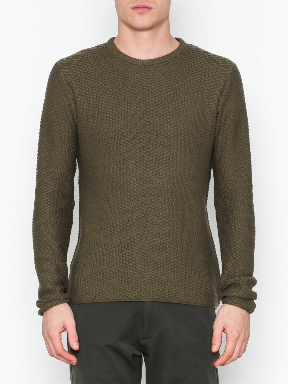 Alexian O-neck Knit