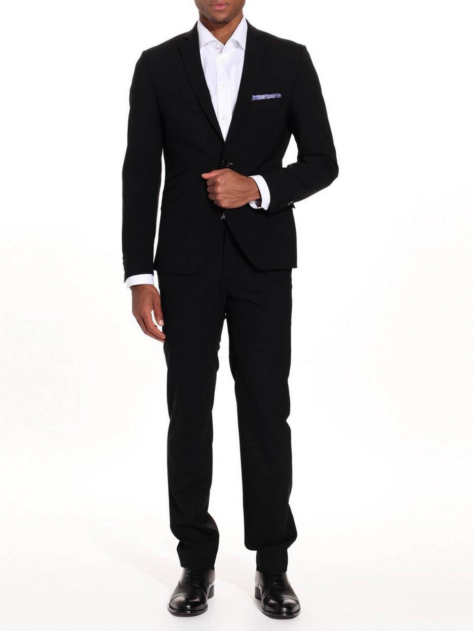 Slim Fit Wool Trouser