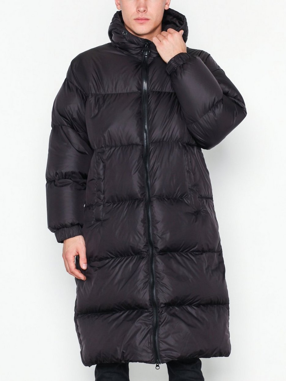LONG MAXI DOWN JACKET